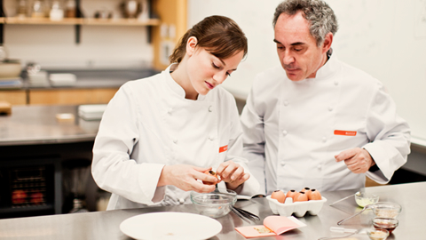 Lexus Presents: Cooking the Hard Way with Ferran Adria