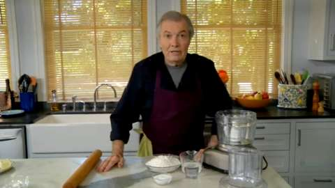 Jacques Pépin: Making and Working with Puff Pastry