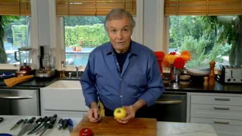 Jacques Pépin: Peeling, Coring and Slicing Apples