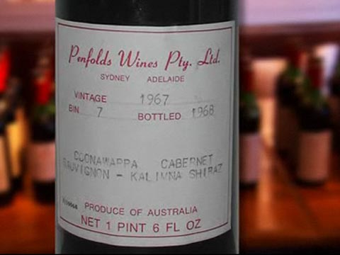 Penfolds Wine & Food Pairing