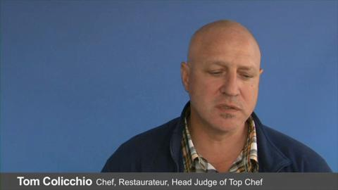 Tom Colicchio on How to Stop Hunger
