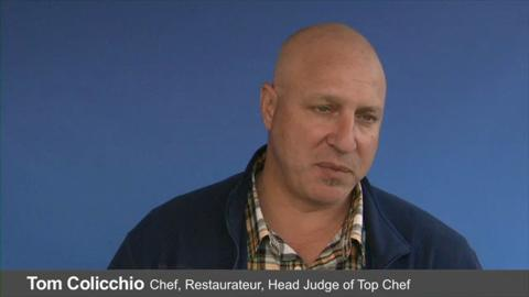Tom Colicchio on How to Cook the Perfect Steak