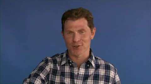 Bobby Flay on the Worst Crime Against Burgers
