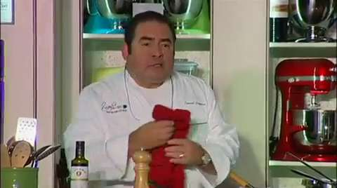Emeril Lagasse: Emeril's Classic Seafood Gumbo