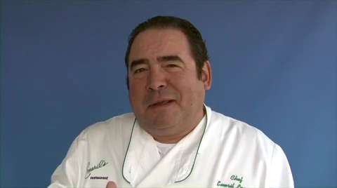 Emeril Lagasse on Crimes Against Meat