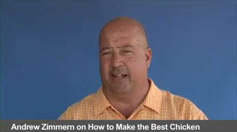 Andrew Zimmern on How to Make the Best Chicken Wings