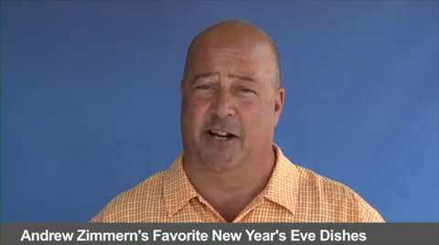 Andrew Zimmern's Favorite New Year's Eve Dishes