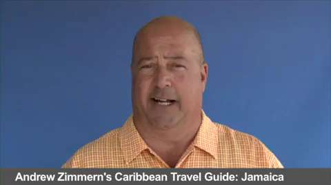 Andrew Zimmern's Caribbean Travel Guide: Jamaica