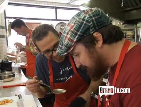 Top Chef 10: Seattle, Episode 5
