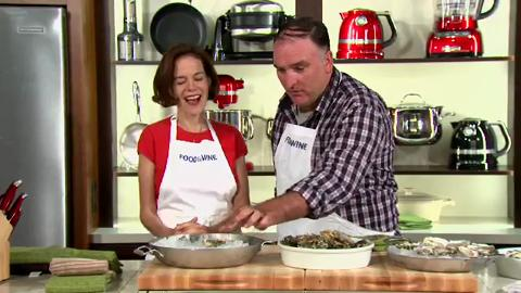 José Andrés: How to Open an Oyster