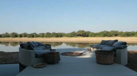 Video Tour: Chinzombo Lodge, Zambia