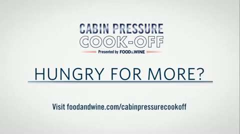 Delta Cabin Pressure Cook-Off: Preview