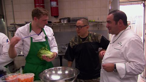 Top Chef 11 New Orleans: Ep. 4 - Captain Vietnam