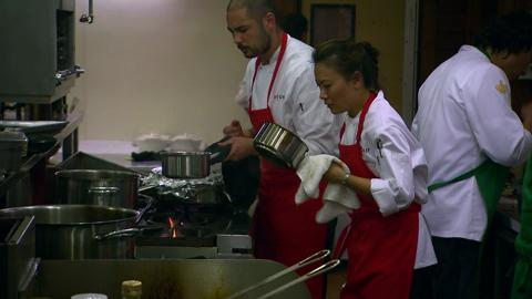 Top Chef 11 New Orleans: Ep. 6 - Campfires, Cream Cheese and Countryside