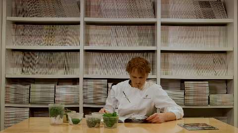 Grant Achatz Seasons FOOD & WINE
