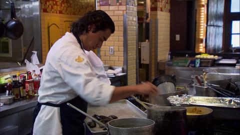 Top Chef 11: New Orleans, Ep. 15 - Leaving New Orleans