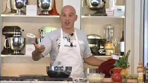 Michael Symon: Ohio Creamed Corn with Chicken