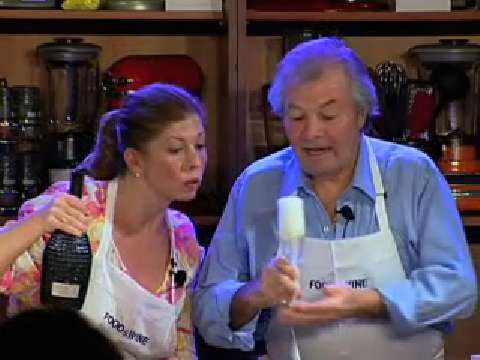 Jacques & Claudine Pépin: KitchenAid Auction