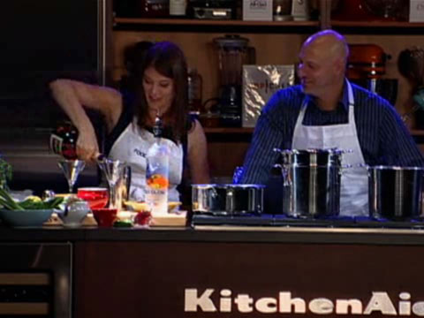 Tom Colicchio and Gail Simmons: East Meets West (Cocktail)