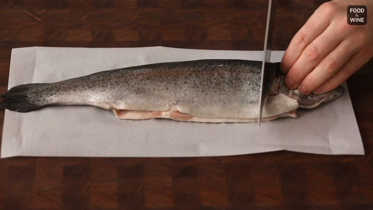 How to Fillet Trout