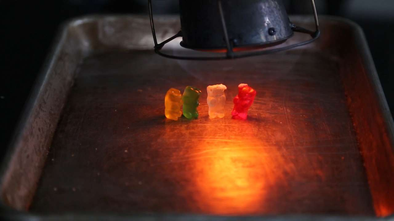Will It Sear? Gummy Bear Armageddon