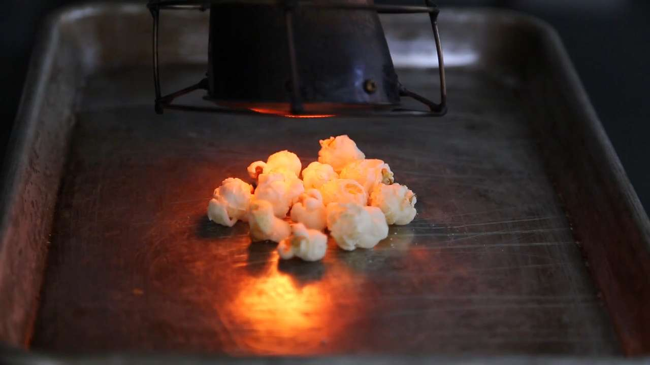 Will It Sear? Popcorn Inferno