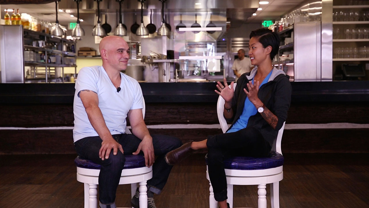 Michael Symon & Kristen Kish: America's Best Roast Chicken