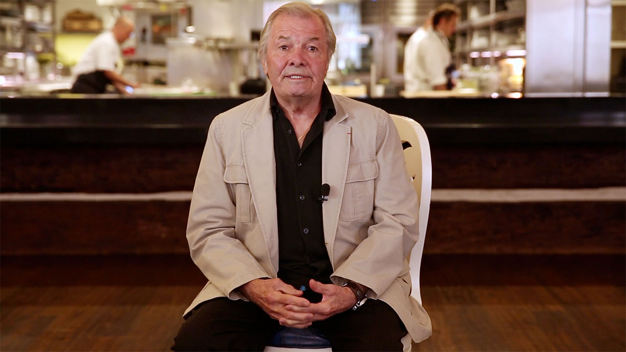 Jacques Pépin: How to Make People Happy