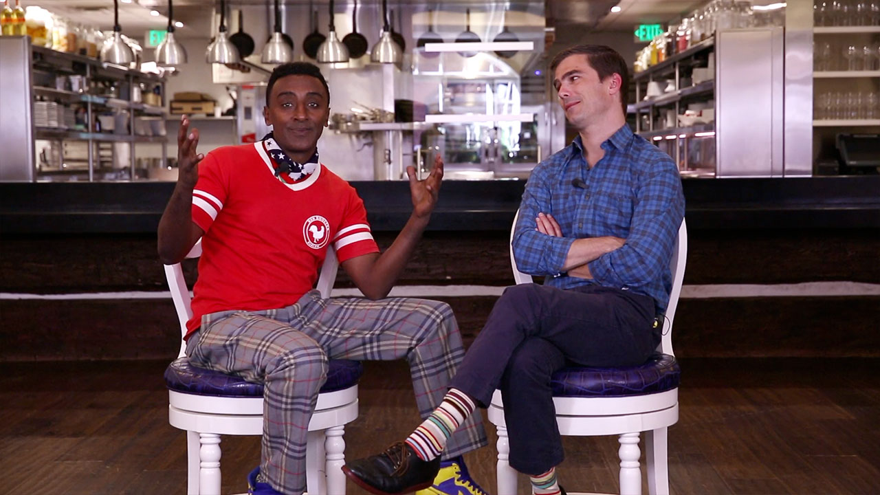 Marcus Samuelsson & Hugh Acheson:  The Merits and Failures of Brunch