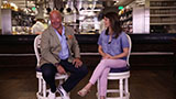 Gail Simmons & Andrew Zimmern: Sharing Meals with Dead People