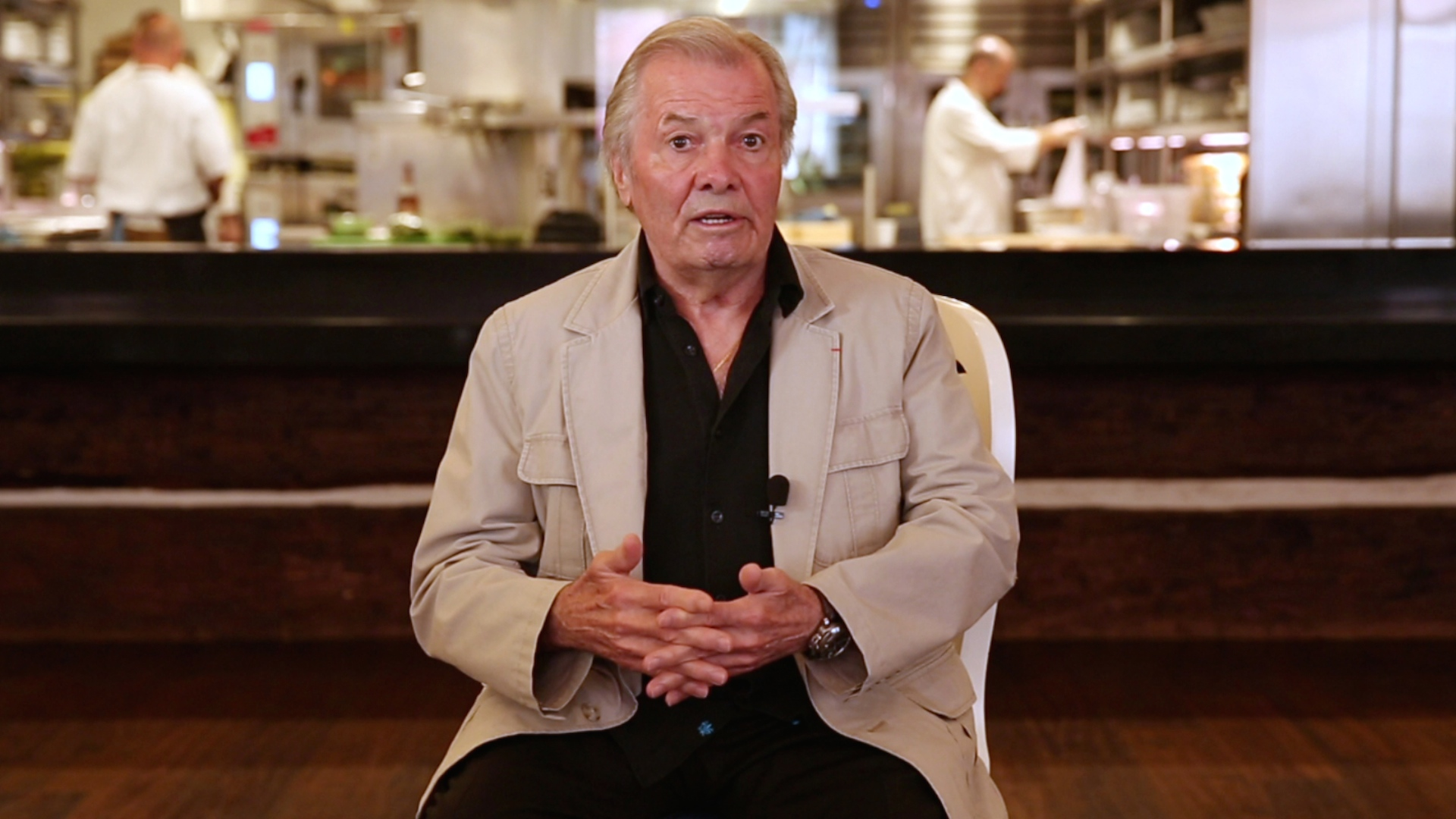 Jacques Pépin: Becoming a Chef