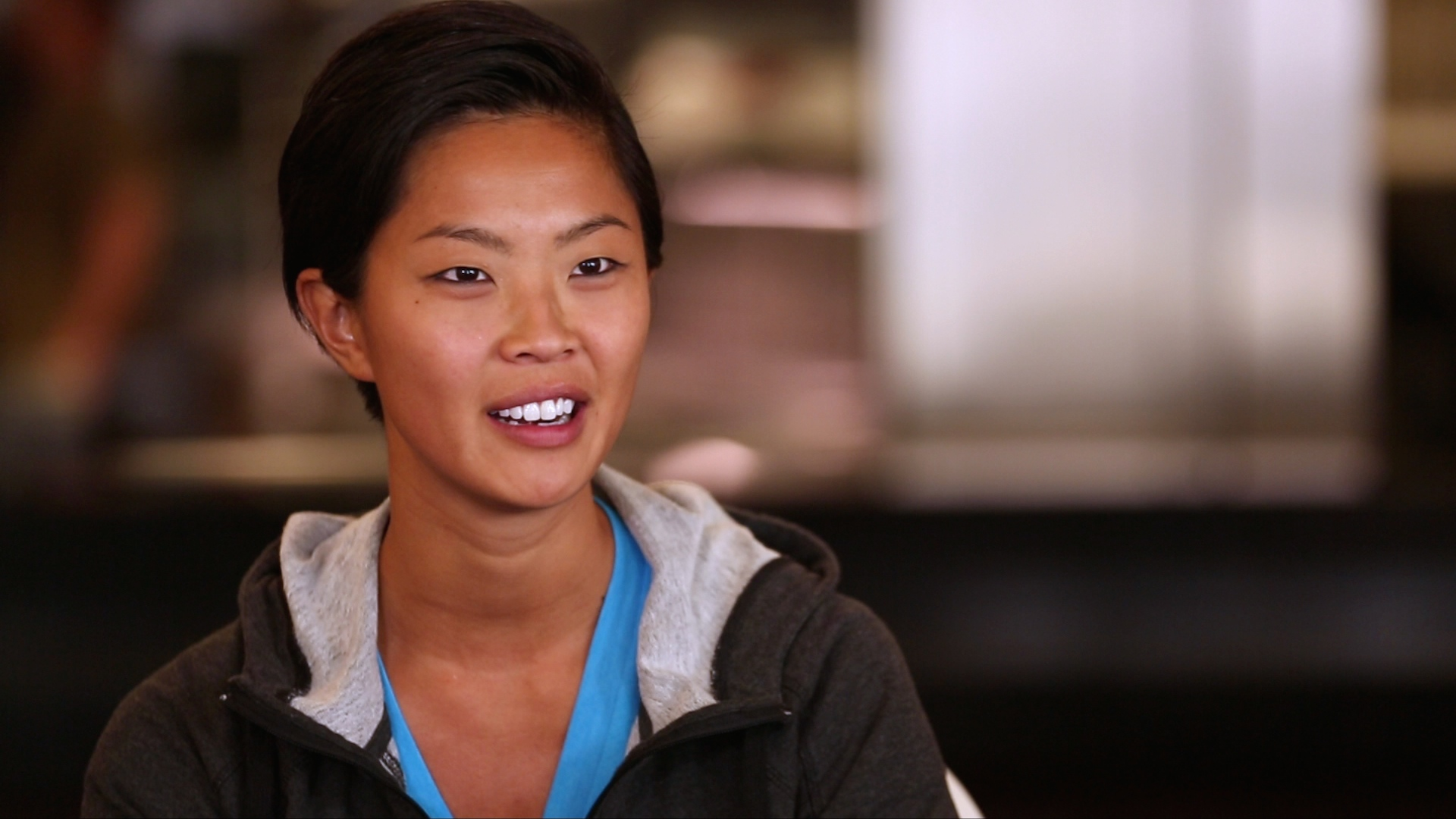 Kristen Kish: The Best Chocolate Chip Cookie