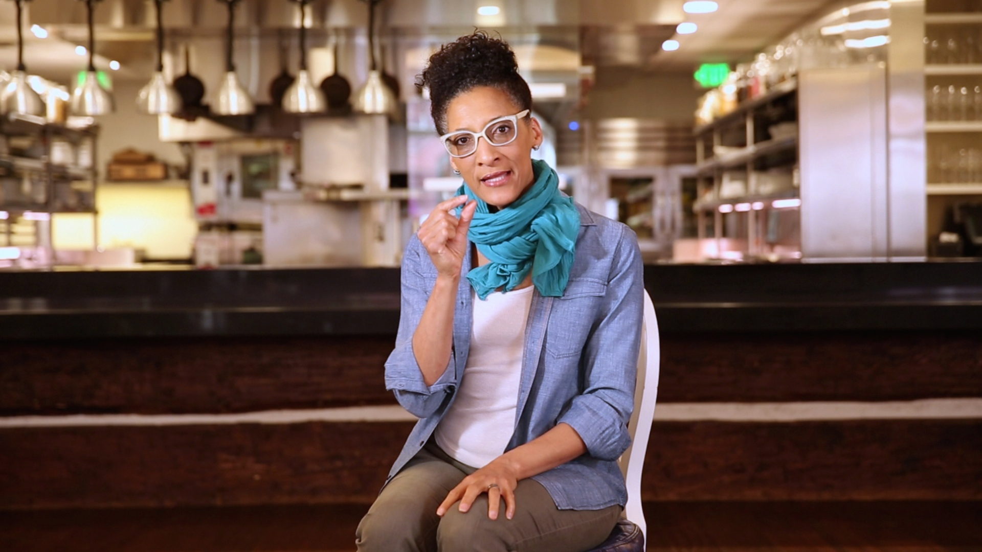 Carla Hall: Tiny Cookies