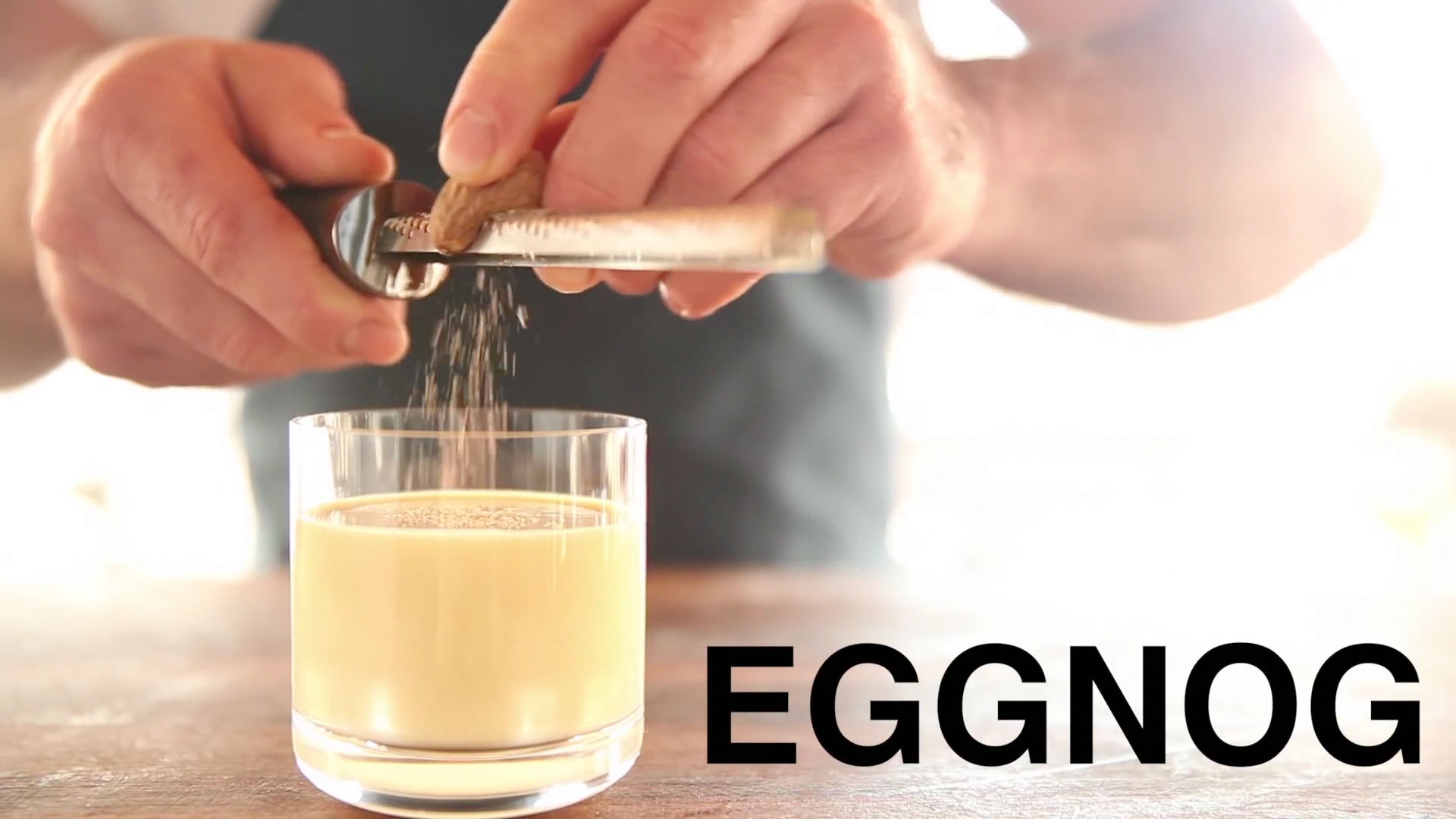 ChefSteps: High-Tech Egg Nog