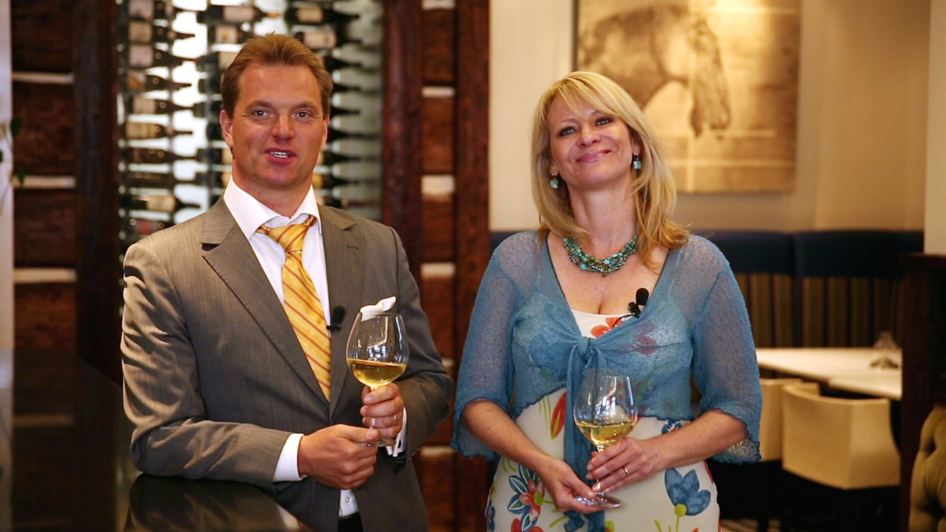 Shayn Bjornholm and Leslie Sbrocco: The Most Underrated Wine Region