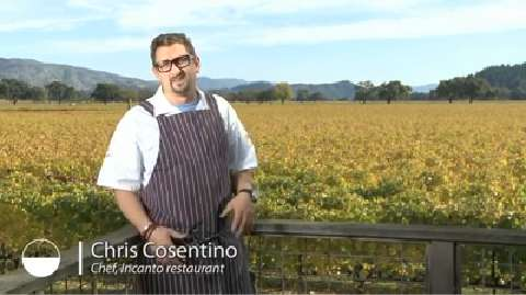 Chris Cosentino and Janet Myers on the Interplay of Wine and Food