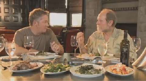 Tim Love and Joel Peterson on Pairing Wine with Food