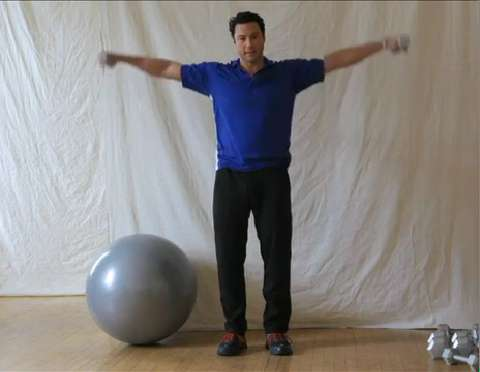 Rocco DiSpirito: Lateral Raise