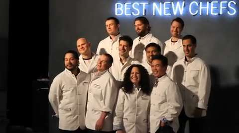 Ricardo Zarate: Food & Wine Best New Chef 2011