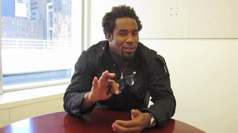 Dhani Jones Q&A Clip 3
