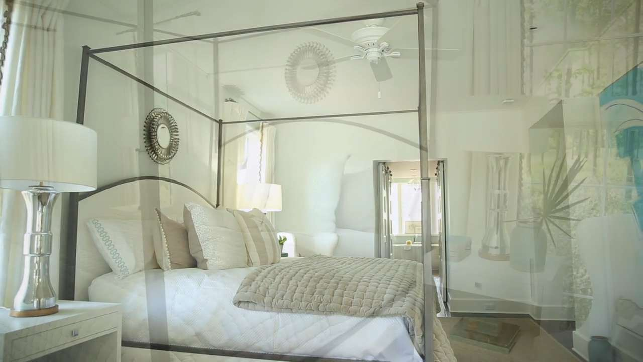 Ethereal Master Bedroom
