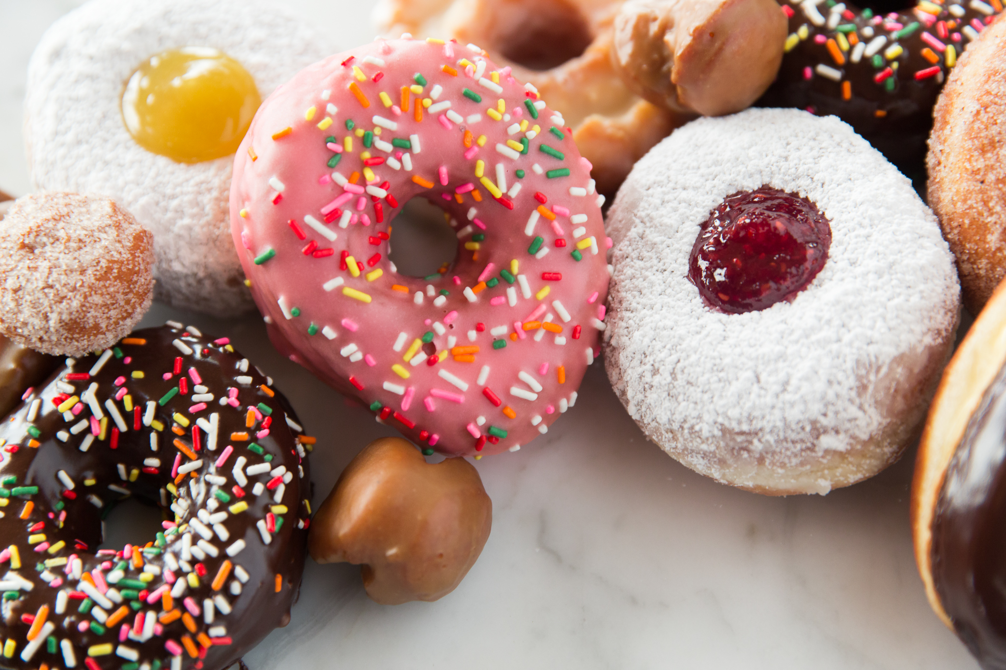 How to Make Foolproof Fluffy Yeasted Donuts at Home