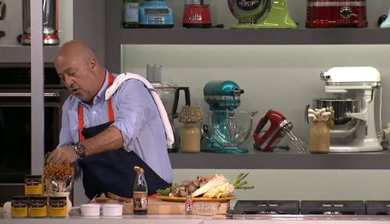 How to Make Asian Hot Pots with Andrew Zimmern